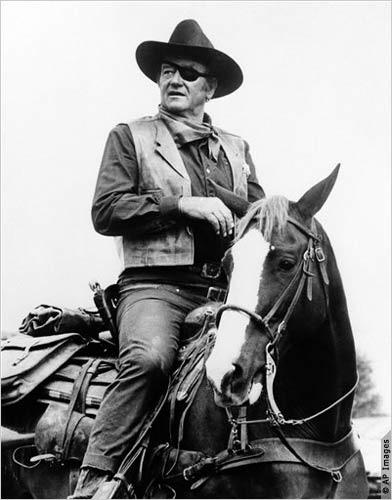1969年の映画「勇気ある追跡」に主演したジョン・ウェインの名前は、米国の西部劇の代名詞ともなっている。
