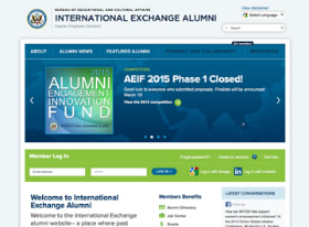 International Exchange Alumni Community