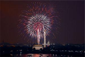 独立記念日 7月4日