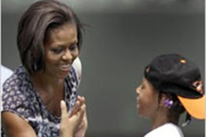 アメリカの今を知る:『なぜ大統領夫人が子どもの肥満を懸念しているのでしょうか』