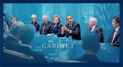 ホワイトハウスの内側:オバマ政権の閣僚たち