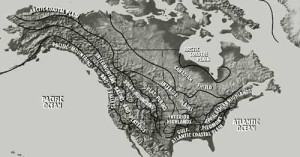 Outline of American Geography